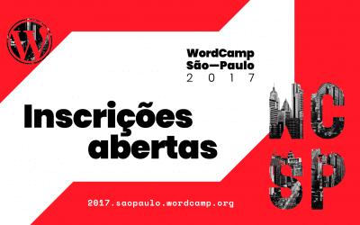 WordCamp São Paulo 2017